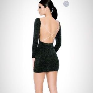 OHPOLLY; Cute New Years Dress Black!!